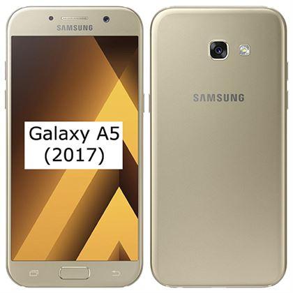 samsung galaxy a5 2017 sm a520fz 32gb gold sand. Black Bedroom Furniture Sets. Home Design Ideas