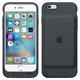 Picture of Apple iPhone 6 / 6s Smart Battery Case (Charcoal Grey)