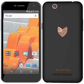 Picture of Wileyfox SPARK Dual-SIM 8GB (Black)