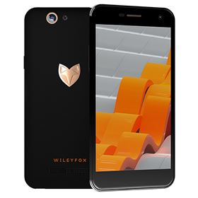 Picture of Wileyfox SPARK+ Plus Dual-SIM 16GB (Black)