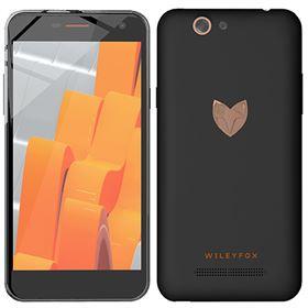 Picture of Wileyfox SPARK X Dual-SIM 16GB (Black)