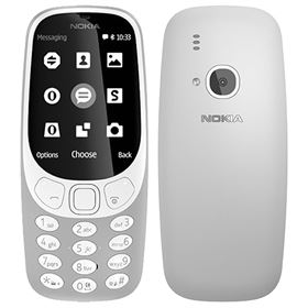 Picture of Nokia 3310 (2017) TA-1008 16MB (Grey- Matte)
