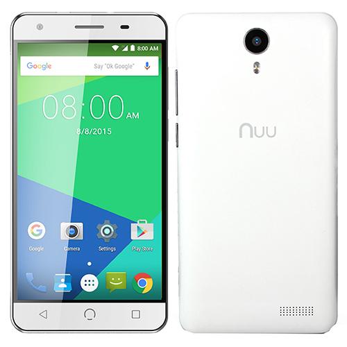 nuu mobile n5l 8gb dual sim android 4g smartphone. Black Bedroom Furniture Sets. Home Design Ideas