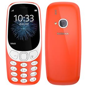 Picture of Nokia 3310 (2017) TA-1008 16MB (Warm Red - Glossy)