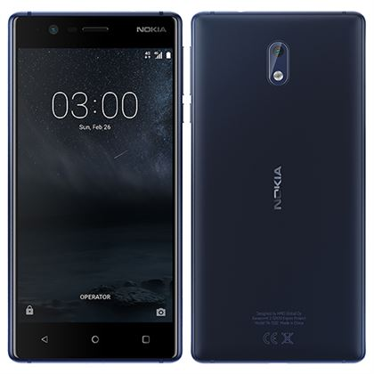 Nokia 3 16gb Tempered Blue Kickmobiles 174