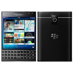 Picture of BlackBerry Passport SQW100-1 32GB QWERTZ Keypad (Piano Black)