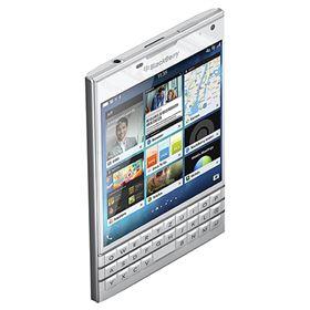 Picture of BlackBerry Passport SQW100-1 32GB QWERTZ Keypad (White)