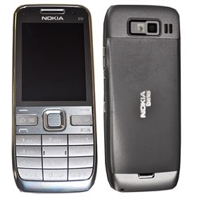 Picture of Nokia E52 60MB (Metal Grey)