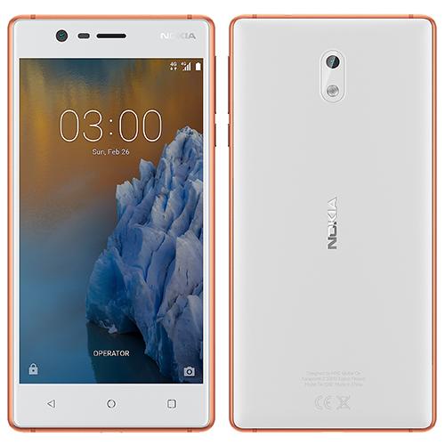 Nokia 3 16gb Copper White Kickmobiles 174