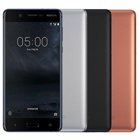 Picture of Nokia 5 16GB (Tempered Blue, Silver, Matte Black, Copper)