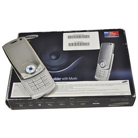 Picture of Samsung Ultra Edition 2 SGH-U700 40MB (SIlver)