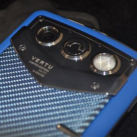 Picture of Vertu Constellation Quest 8GB (Limited Edition #24/77, Blue)