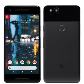 "Picture of Google Pixel 2 (2017) 64GB G011A, 5"" inch (Just Black)"