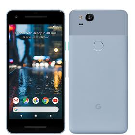 "Picture of Google Pixel 2 (2017) 64GB G011A, 5"" inch (Kinda Blue)"