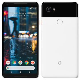 "Picture of Google Pixel 2 XL (2017) 128GB G011C, 6"" inch (Black & White)"