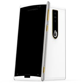 Picture of Lumigon T3 Exclusive 128GB Dual-SIM (White / Gold Diamond)