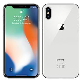 Picture of Apple iPhone X A1901 256GB (Silver)