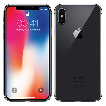 Apple iphone x 256gb space grey kickmobiles picture of apple iphone x a1901 256gb space grey thecheapjerseys Image collections