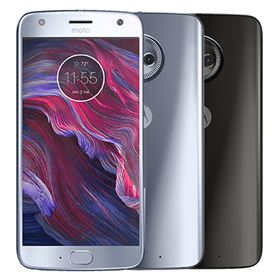 Picture of Motorola Moto X4 32GB (Nimbus - Sterling Blue | Super Black)