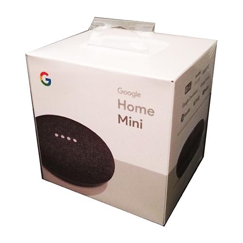 google home mini chalk charcoal kickmobiles. Black Bedroom Furniture Sets. Home Design Ideas