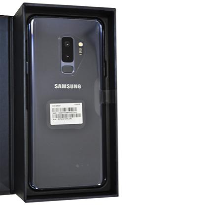 SAMSUNG S9 PLUS GEBELD ZONDER DUAL SIM