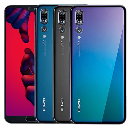 Huawei P20 Pro Single Sim 128gb Black Midnight Blue