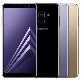 Picture of Samsung Galaxy A8 (2018) SM-A530F 32GB [Black | Orchid Grey | Gold]