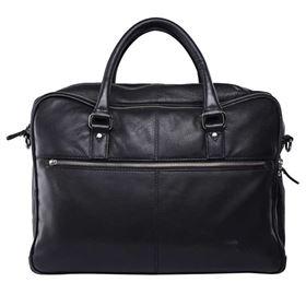 Picture of Silent Pocket Faraday Briefcase Black Leather SPB-V2VCBL