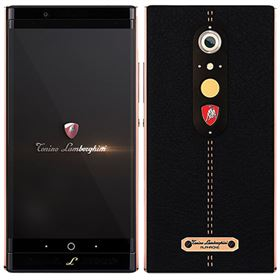 Picture of Tonino Lamborghini Alpha-One TL99 64GB Dual-SIM (Gold-Black)