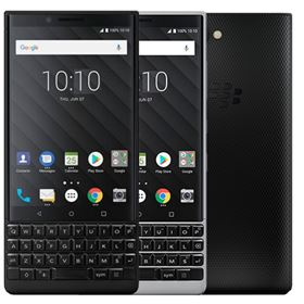 Picture of BlackBerry KEY2 BBF100-1 [Black Edition | Silver]