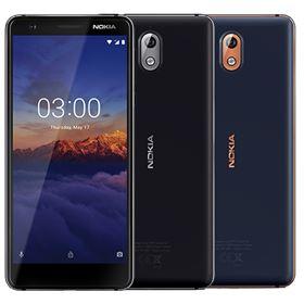 Picture of Nokia 3.1 (2018) Single-SIM 16GB [Black/Chrome   Blue/Copper]
