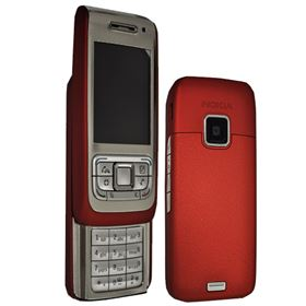 Picture of Nokia E65-1 50MB (Red)