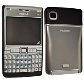 Picture of Nokia E61i-1 60MB (Silver / Mocca)