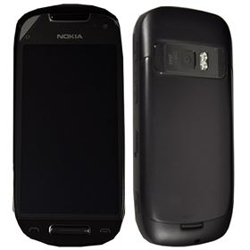 Picture of Nokia C7-00 Navigation Edition 8GB (Charcoal Black)