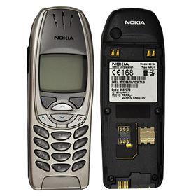 Picture of Nokia 6310i (Lightning Silver)