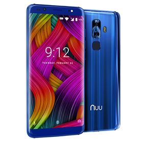Picture of NUU Mobile G3 Dual-SIM 64GB (Sapphire Blue)