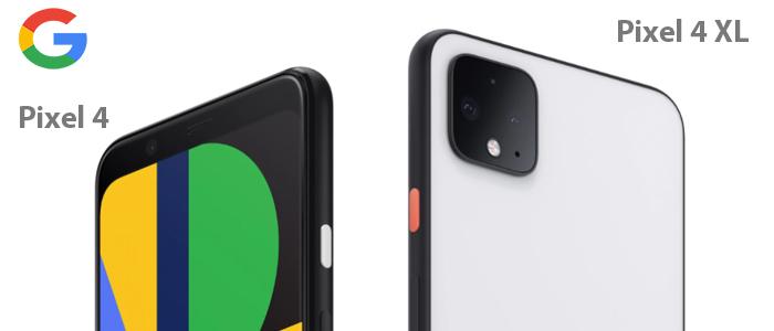 Google Pixel 4 and Pixel 4 XL Smartphone