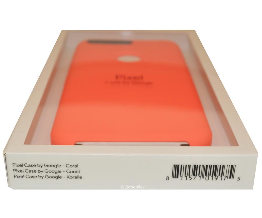 big sale 76960 8fe21 Details about New Genuine Official Original Google Pixel Phone Coral Case  for 5