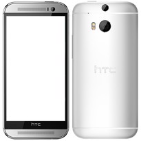 Picture of HTC One M8 16GB (Glacial Silver)