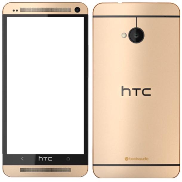 HTC One M7 801N 32GB (Gold)