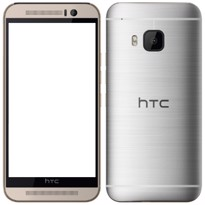 Picture of HTC One M9 32GB (Gold on Silver)