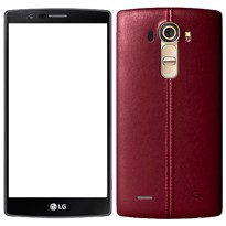 Picture of LG G4 H815 32GB (Red Leather)