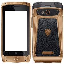 Picture of Tonino Lamborghini Antares 32GB (Rose Gold - Black)