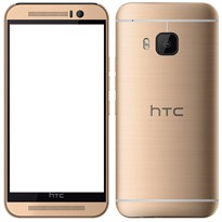 Picture of HTC One M9 32GB (Gold on Gold)