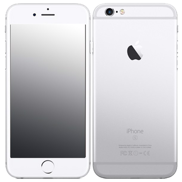 Apple iPhone 6s Plus A1687 32GB (Silver) | KICKmobiles®