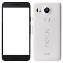 Picture of LG Google Nexus 5X LG-H791 32GB (Quartz White)