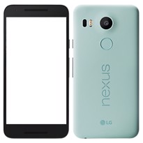Picture of LG Google Nexus 5X LG-H791 32GB (Ice Green)