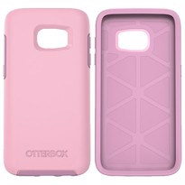 Picture of OtterBox Symmetry Series Case for Samsung Galaxy S7 Edge (Pink)