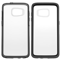 Picture of OtterBox Symmetry Clear Case for Samsung Galaxy S7 (Clear/Black)