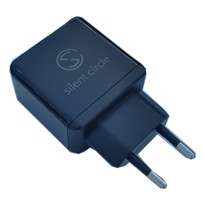 Picture of Silent Circle Power Adaptor Kit Euro 2-pin Plug for Blackphone 2